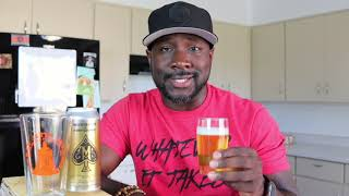 What R U Drinking? Matchless & Fort George Collab Fancy Stuff Brut IPA #56
