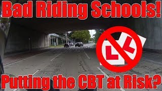 Bad Riding Schools! Could end the CBT? (compulsory basic training)
