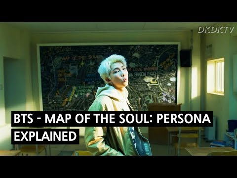 BTS - MAP OF THE SOUL : PERSONA Comeback Trailer Explained by a Korean