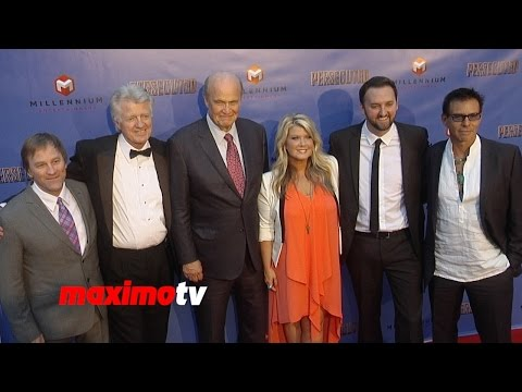 PERSECUTED Premiere Fred Thompson, Natalie Grant, Raoul Trujillo, Bruce Davison