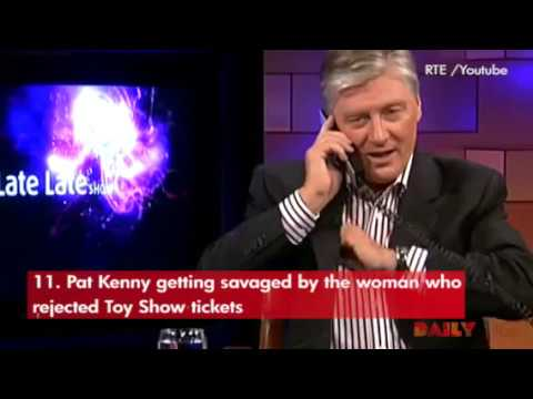 The DailyEdge.ie top 13 Iconic Irish TV Moments