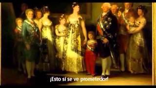 Los fantasmas de Goya I (2006) protagonizada por Stellan Skarsgård, Javier Bardem y Natalie Portman.