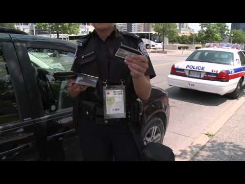 G20 Toronto - Can I See Your ID?