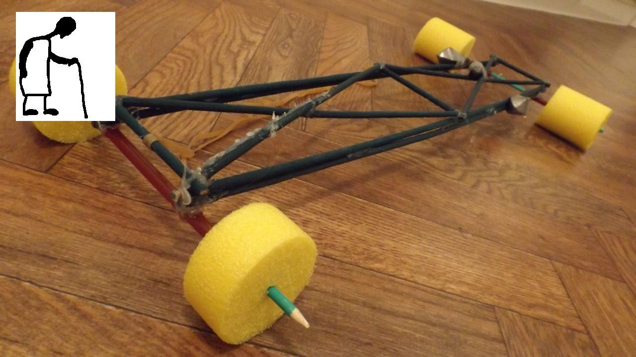 How Are Rubber Band Propelled Cars