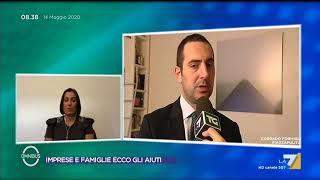Decreto Rilancio, Alessia Morani: