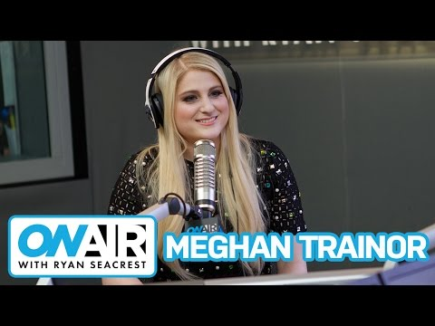 Meghan Trainor Talks Dating Rumors | On Air with Ryan Seacrest