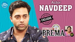 Actor Navdeep Exclusive Interview || Dialogue With Prema #57 || Celebration Of Life #442