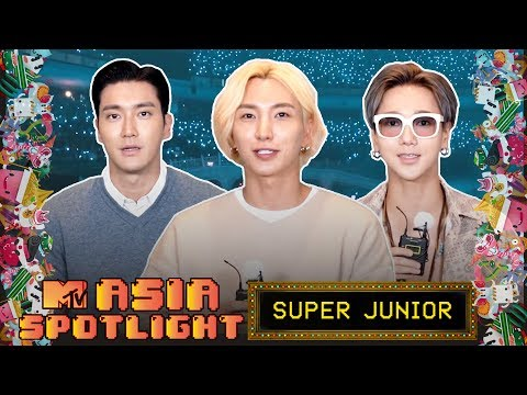 SUPER JUNIOR Talk Life After Military Service & Their Affection For Each Other | Asia Spotlight from YouTube · Duration:  2 minutes 11 seconds