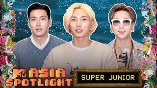 SUPER JUNIOR Talk Life After Military Service & Their Affection For Each Other | Asia Spotlight