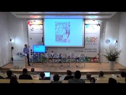 """Peter Barron - Director of Communications at google - """"The Journalist of the Future"""""""