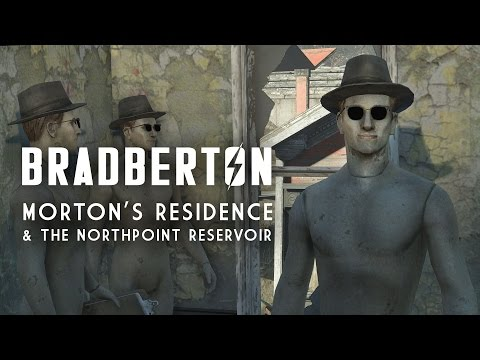 Bradberton, Morton Residence, & the Northpoint Reservoir - Fallout 4 Nuka World Lore