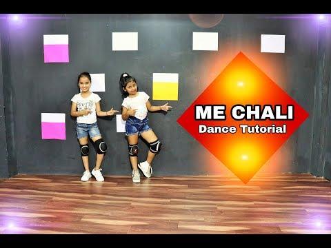 Mein Chali | Hindi Dance Tutorial | Urvashi Kiran Sharma | Manish Dutta Choreography