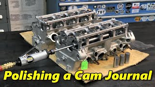 Download SNS 262: Factory Tour Announcements, Tool Scores, Polishing a Cam Journal in Motorcycle Head Mp3 and Videos