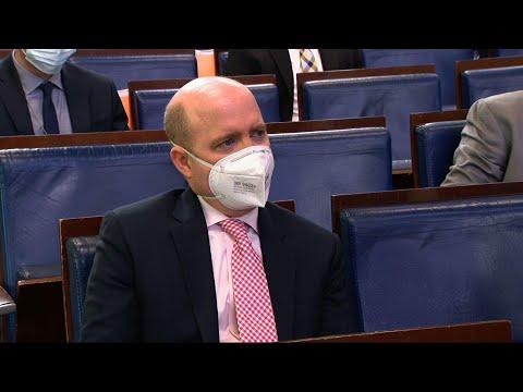 McEnany defends Trump on masks, 'white power' tweet