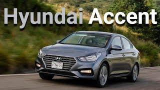 Hyundai Accent - ¿El mejor sedán subcompacto? | Autocosmos