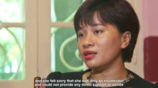 Using data to tackle domestic violence in Vietnam