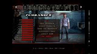 Thug 1 All Characters