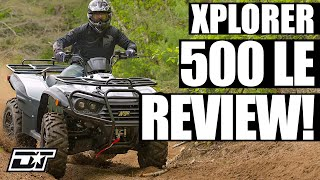 Full Review of the 2020 Argo Xplorer 500 LE  ATV