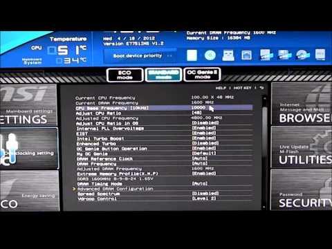 MSI Z68MA-G43 (G3) INTEL SATA AHCIRAID TREIBER WINDOWS 10