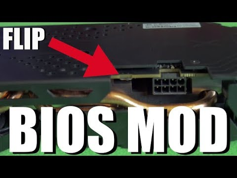 RX 580 BIOS Mod Mining Hynix Memory