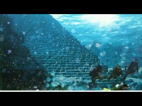 The Azores Underwater Pyramids (Atlantis?) - YouTube