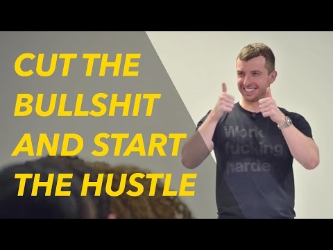 Michael Serwa   Cut the Bullshit and Start the Hustle