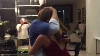 the birthday surprise that turned into a romantic proposal instead may 11 2015