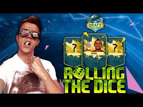 FIFA 16 : ROLL THE DICE - FUT DRAFT #2 - UNGLAUBLICHES SPIEL!
