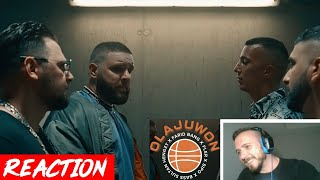 Farid Bang x Sipo x Fler x Bass Sultan Hengzt - Olajuwon ❌ Rap Allstars ❌ NRW Vs. BLN ► Reaction ◄