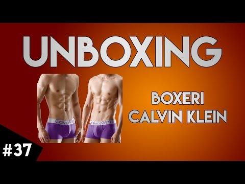[UNBOXING #37] Boxeri Calvin Klein (retarded mod ON)