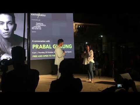 Q&A with Designer Prabal Gurung (4K)