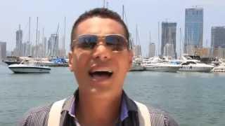 Danny Alzate / Como una pelota - Vídeo Oficial HD