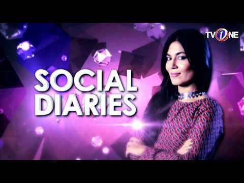 Social Diaries - Episode 29 - TV One Show - 19th November 2017