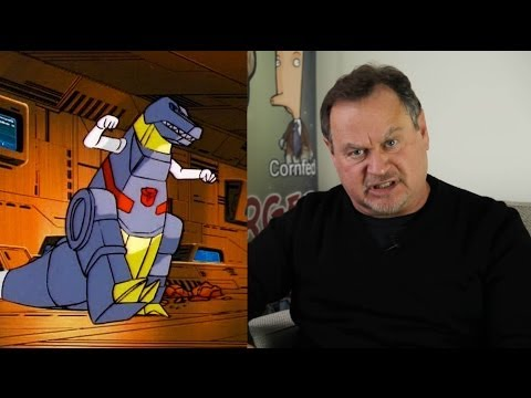 Talking with Grimlock: The Gregg Berger Interview