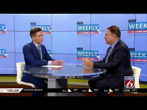Governor candidate Jeff Greene talks President Trump, Mike Tyson on 'The Weekly'