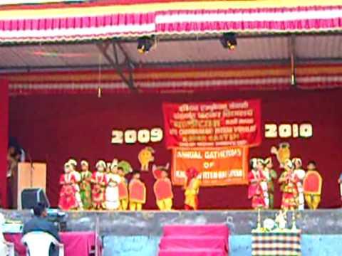 Swarangi Gadring Ashtavinayak Dance.mpg