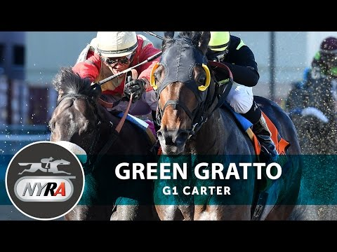Green Gratto - 2017 Carter Stakes