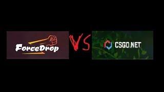 БИТВА САЙТОВ #1 |FORCEDROP VS CSGONET!  |  ОТКРЫТИЕ КЕЙСОВ CS:GO!
