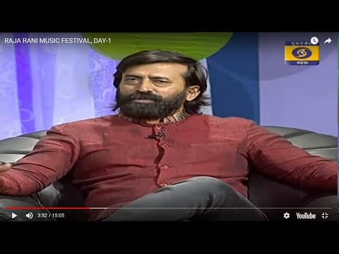 Samaresh Routray ODIA ACTOR  IN HELLO ODISHA VIDEO