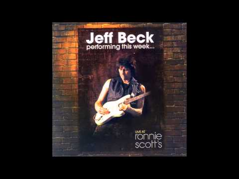 Jeff Beck - Honky Tonk (With The Big Town ) ( Live ) -  HD