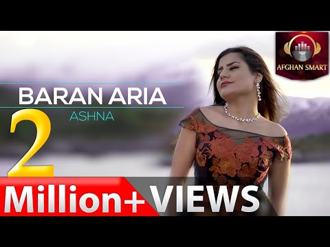 Baran Aria - Ashna OFFICIAL VIDEO