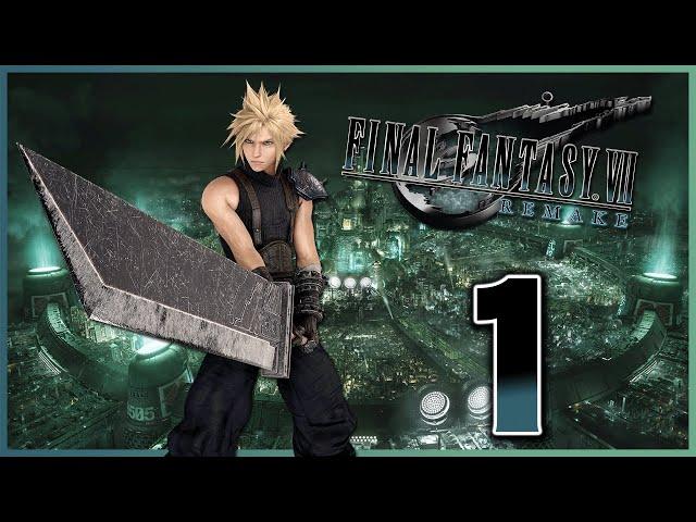 Let's Play Final Fantasy VII Remake [1] - Marlene is Best Girl