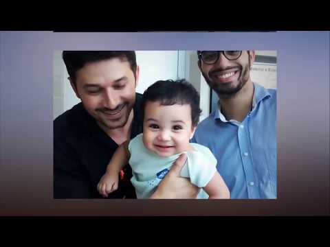 Brazilian gay dad writes an emotional letter full of love to his little son| Panax Center