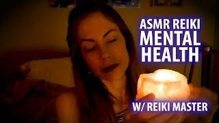 REIKI ENERGY, MENTAL HEALTH BALANCING, WITH ASMR