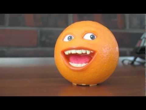 Annoying Orange Toys Midget Apple Works Out Youtube