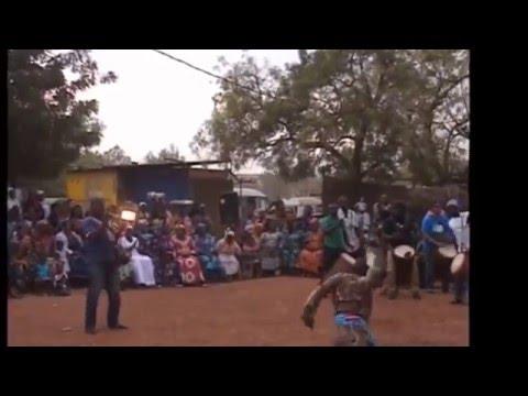 African dance, Mali dance with Dramane Sanogo