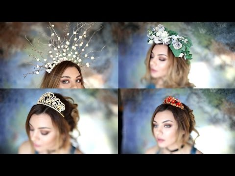 Crown and Headpiece Collection