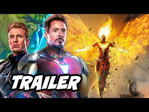 X-Men Dark Phoenix Trailer – Avengers Endgame and Marvel Phase 4 Breakdown