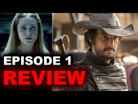 Westworld Episode 1 Review