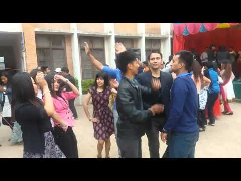 nepal law campus welcome programme(2)